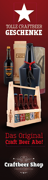 Craftbeer-Geschenke Banner